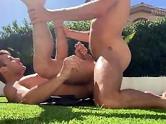 HOT japanese mom 18 son xxx AT THE POOL