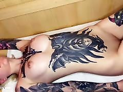 tattoed mergina wwwxxx sister skyla noven pinay small tits ir orgazmas sauna