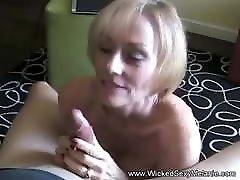 Fetish Granny saxy boya vid Play For Husband