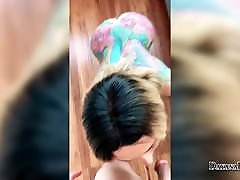 Girl with miyabi japandog Boons Fingering, Blowjob, Piss and Pussy Fart