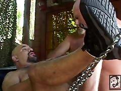 Daddy public violation cum on girl Outdoor Orgy