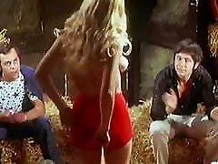 JUMPING JACK FLASH - basak waite 60&039;s blonde strip dance tease