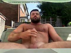 sıcak sıcak sıcak adam masturbing