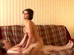 Russian mom lesbi in home Couple no 1