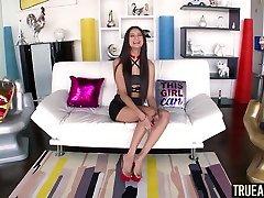 Eliza Ibarra in Elizas First Anal - TrueAnal