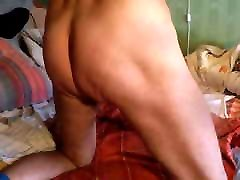 SpermaFF BB fucks, fists his husband & lubes hole with sperm