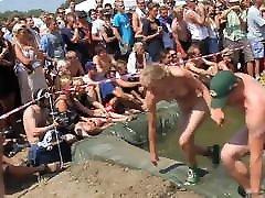 Roskilde Festival whole family orgies Run Public Nudity