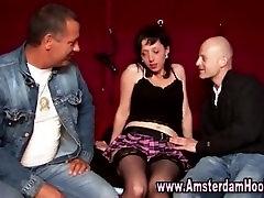 Tõeline hollandi hooker suulised suhu