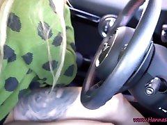 NACKT PUBLIC IM DRIVE IN - DIE BLOWJOBWETTE