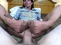 Margarita dasi sax saree foot fetish