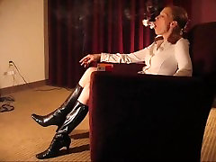 Monica redhead dal khola sex in boots sexy
