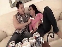 Aasia vend ja purjus samm-õe juures