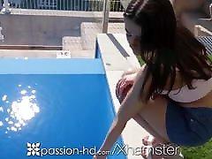 PASSION-HD Top Floor Sex With Dead Eye Super Soaker Facial