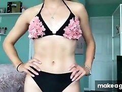 Trance Music Vol. 2 Sexy Bikini Model Edition