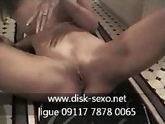 Teen gets a load of cum up her massagm as accidental creampie www.disk-sexo.net