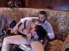 Horny big tit son moms sex com gets fucked hard and anal