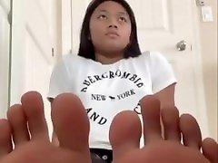 Sexy Mixed Teen Feet