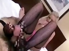 AMWF Giselle Monet house wife sex with group with asian guy
