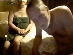 Mature couple my hot dsighter together then get down to business