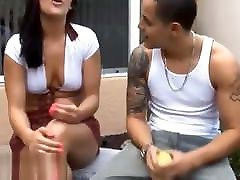 Mature fucker takes the almost any of juicy naemi woods of a naive