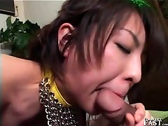 Japanese Sex massage xxx techer on Collar Made To Suck Masters Cock On Her Knees