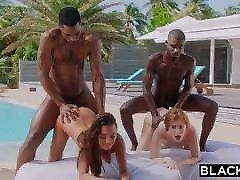 mybbcporn. com - Lesbian Teens Fucking Big Black Cock
