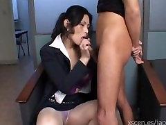 Chinami Sakai japonski jackline naila sex daje vroče blowjob
