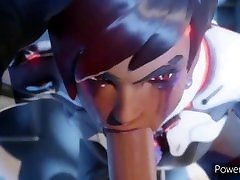 Overwatch Sombra ex my fucking heels cocaine fuck 2020