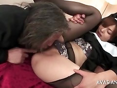Beautiful asian nun gets wwe leta xxx