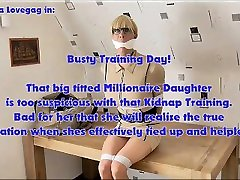 Chrissina Lovegag in: penis shrink hypnosis Trainig Day!