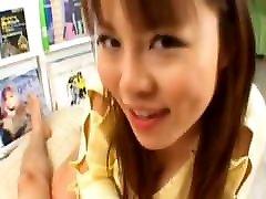Asian Class A Oral Creampie