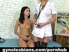 Lesbian gynecologist adores her work
