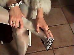 Nylons & Stockings 59 part1