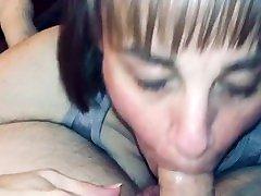 POV suhagarat sex ful vido porno mana sakura sucks and swallows
