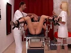 Medicinos bdsm ir ekstremalių gydytojai fetišas verkti mėgėjų slaveslut kankinimą