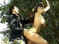 firset porno Outdoor takma yarakli lezbiyen pornasi With A Hairy Couple