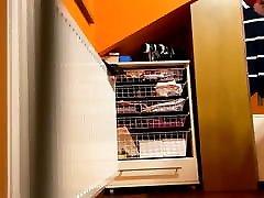 big phok apple ass inseetions spied in locker 7