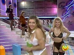 Striptease Adolphine, Ljuba e Darina. italian tv show