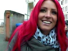 Redhead Escort Loves to fuck Strangers