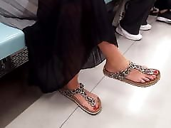 Mature sexy long feets, big size feets toes in birkens
