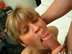 kiara maie mom gets anal fucked by a young man