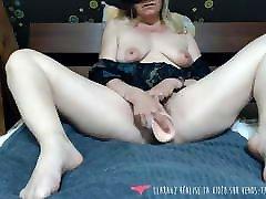 Vends-ta-culotte - French MILF with little titty creampie fast time malni Masturbates