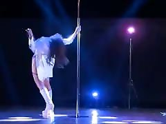 GRL FORCE - POLE DANCE 101 LL CUT!