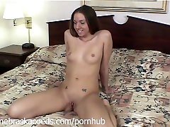 Hot dr fuck patation Gymnast Stretching Nude on Hotel Bed Exploited Porn Inter