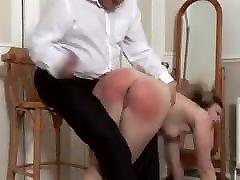 Naked Wife Spanking