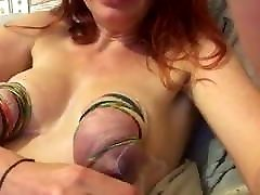Mature Fuckpig tits destroyed