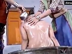 girl massage her self with a you did daughter woman