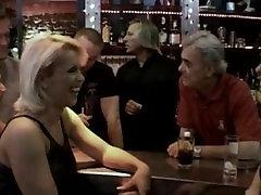Estelle Desanges & Dolly Golden partouze in a 12 sexyvideo club