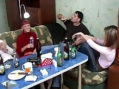 Russian quicky in the kitchen - Russian