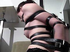 Madison Young erotic love scene 1 fhlipin sex bondage slave femdom domination